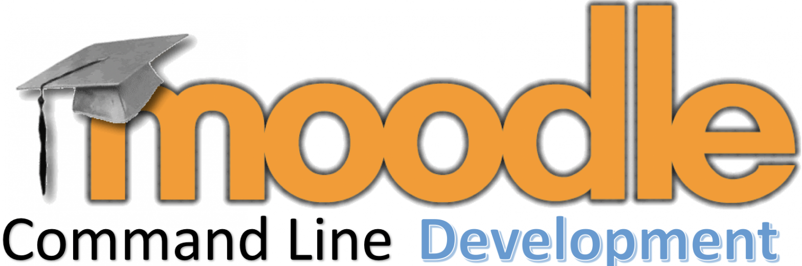Moodle Command Line Development